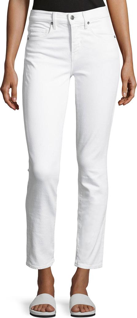 Vince Skinny Crop Straight-Leg Jeans