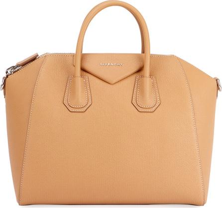Givenchy Antigona Medium Leather Satchel Bag