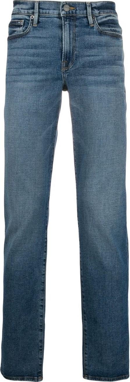 FRAME DENIM Straight-leg jeans