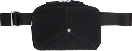DSQUARED2 Black Canvas Bum Bag