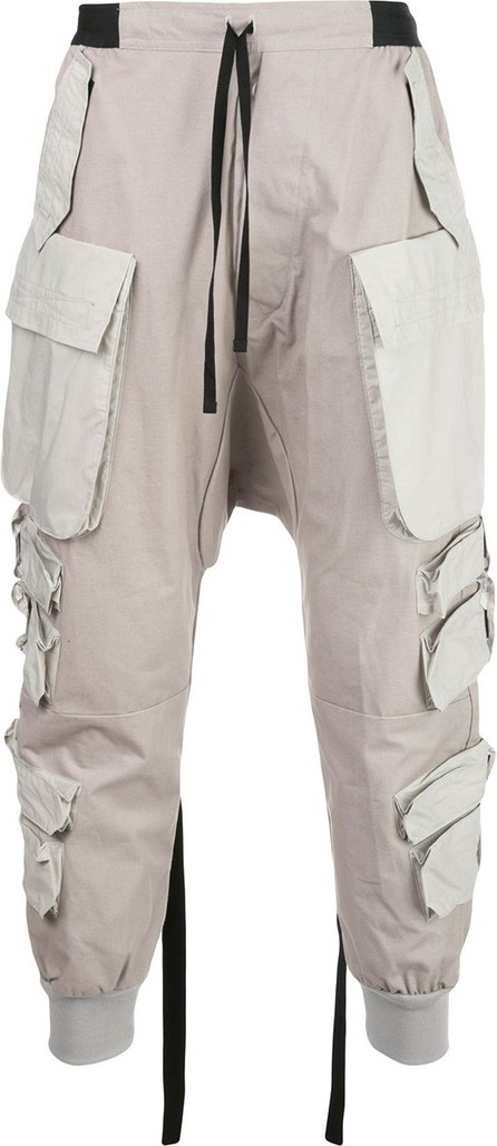 Ben Taverniti Unravel Project Relaxed fit utility pocket trousers