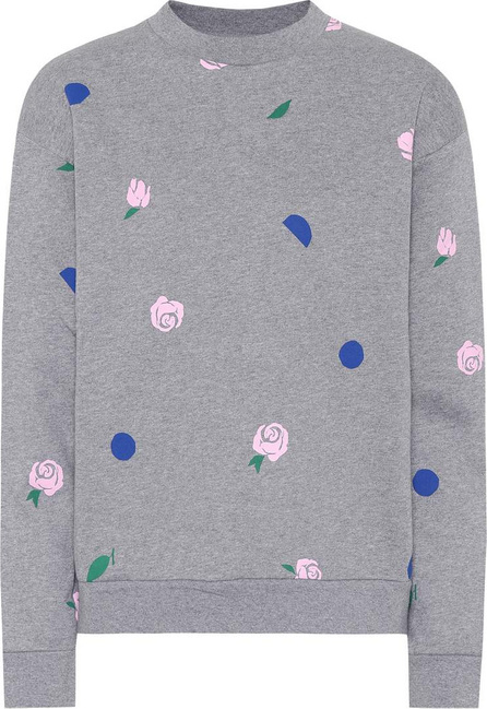 Etre Cecile Printed cotton sweater