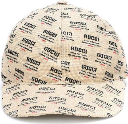Gucci Gucci Invite canvas baseball hat