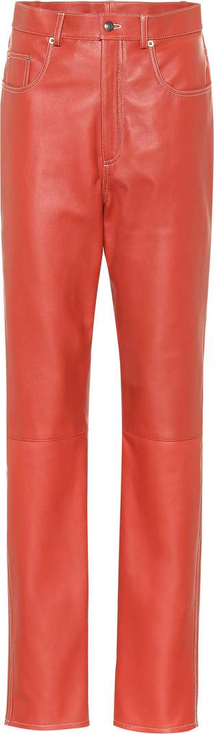 Gucci Leather pants