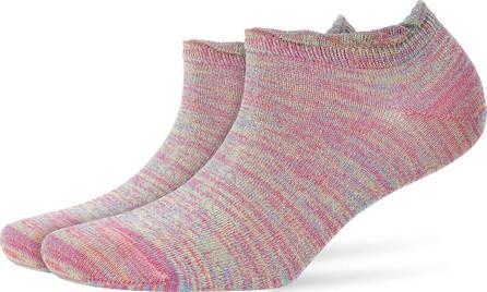 Burlington Metallic Raver Socks