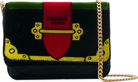 Prada Cahier Cartoon crossbody bag