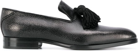 Jimmy Choo Foxley leather loafers