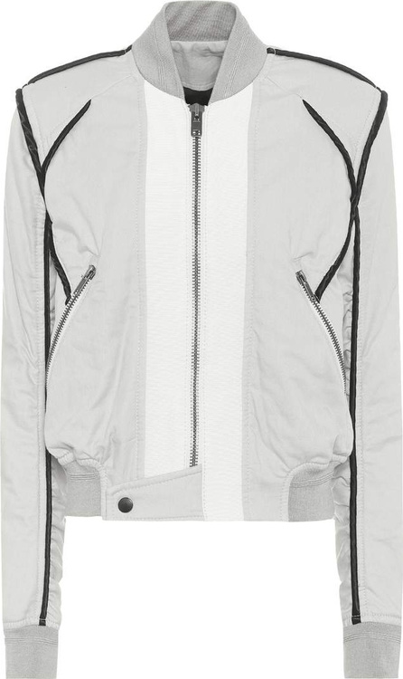 Haider Ackermann Cotton twill bomber jacket
