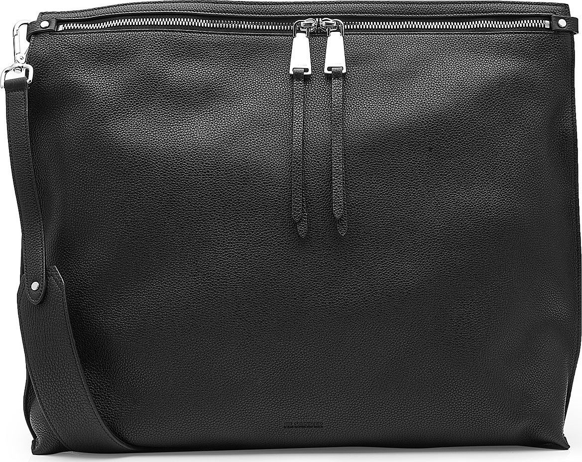 Jil Sander - Leather Shoulder Bag