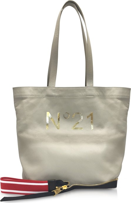 N°21 Ice Small Foldable Shopping Bag