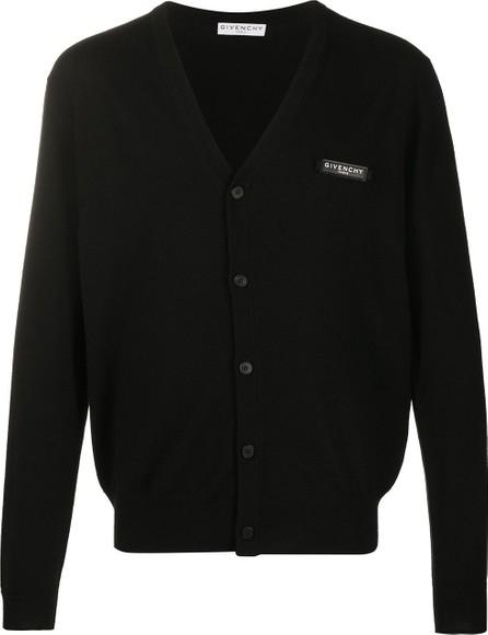 Givenchy V-neck wool cardigan