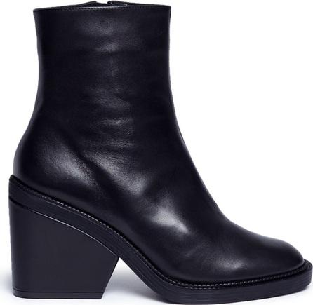 Robert Clergerie 'Babe' calfskin leather short boots