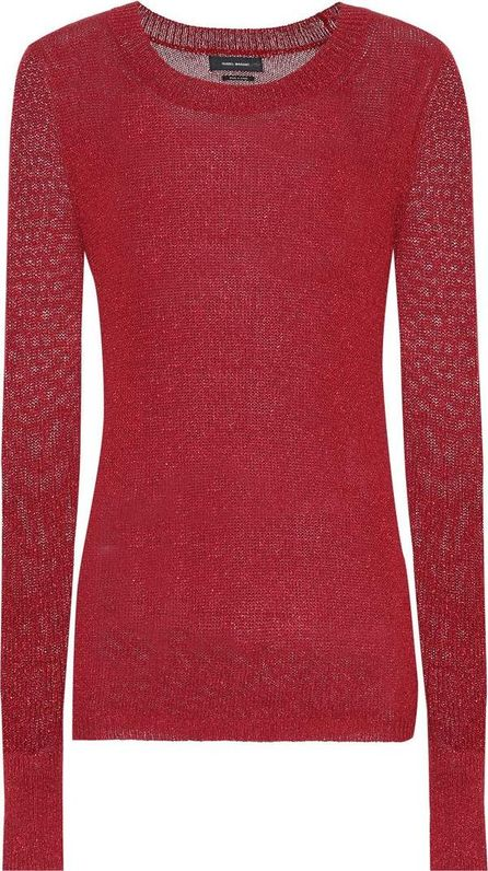 Isabel Marant Beyond metallic sweater