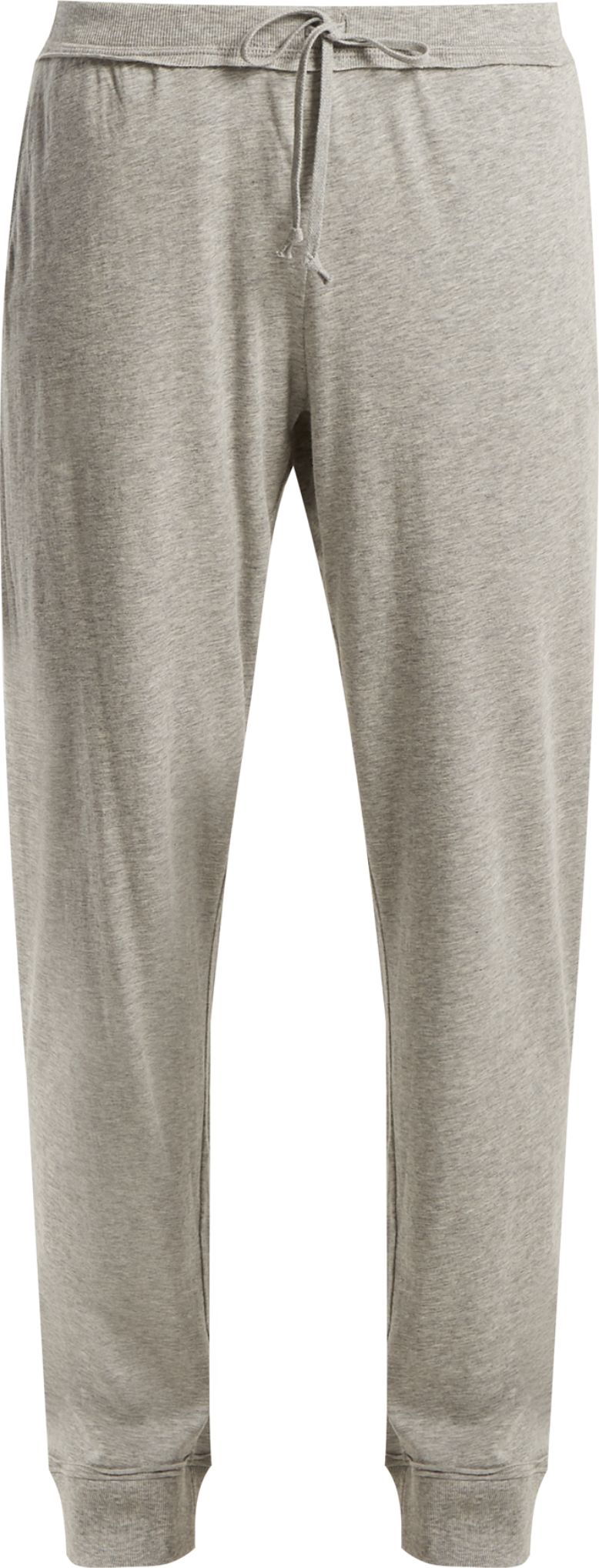 SKIN - Cotton-jersey trousers