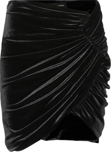 Alexandre Vauthier Draped miniskirt
