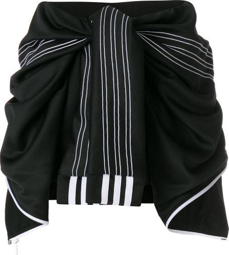 Adidas Originals by Alexander Wang Tie-front shorts