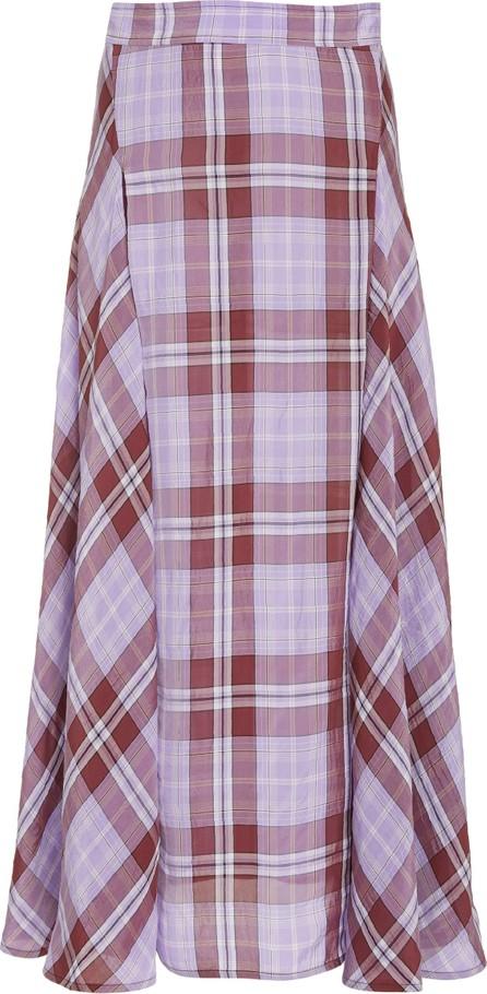 Victoria Beckham Side Drape Skirt
