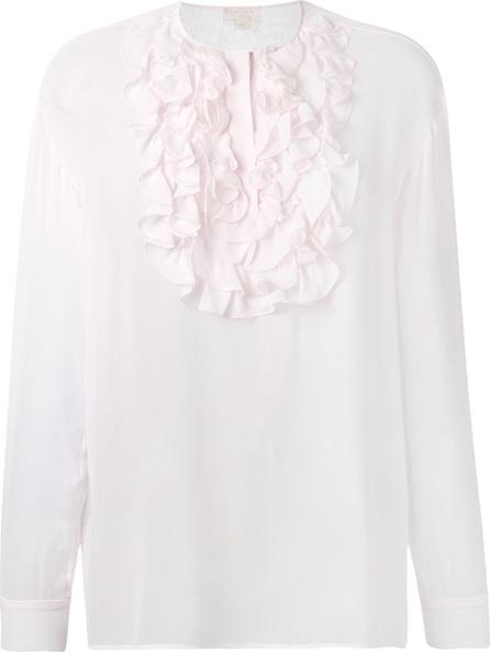 Giambattista Valli ruffle blouse