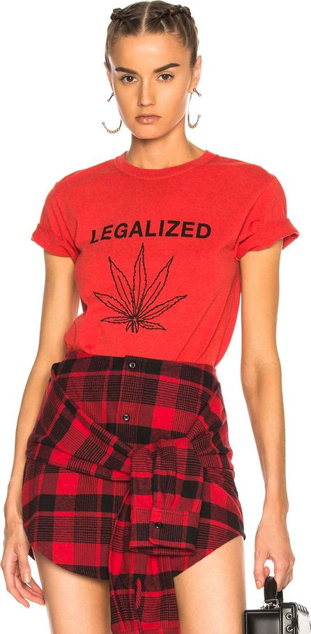 Adaptation Legalized Vintage Tee