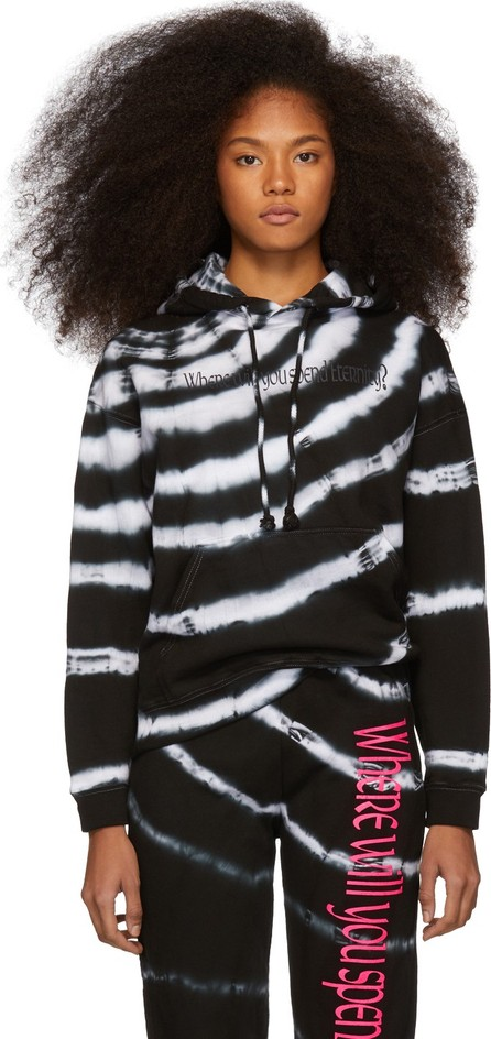 Ashley Williams Black 'Where Will You Spend Eternity?' Hoodie