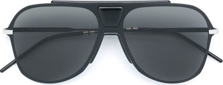 Dior Aviator shaped sunglasses