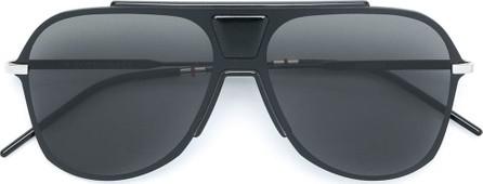 Dior Aviator shaped sunglasses