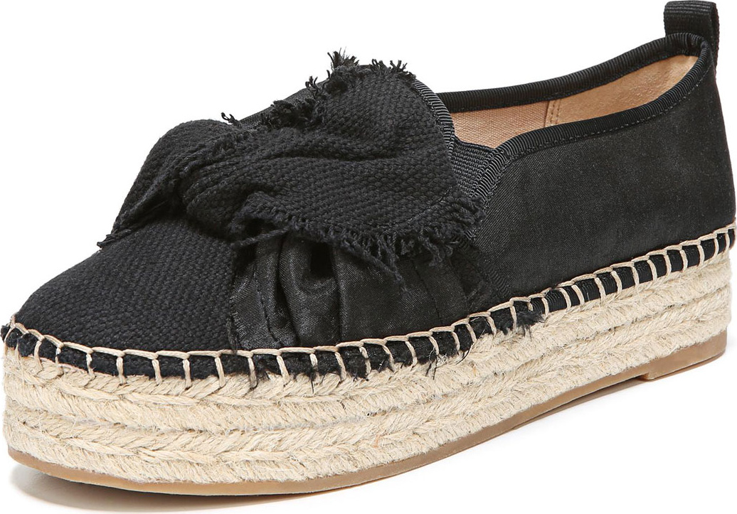 Sam Edelman Cabrera Washed-Out Canvas Platform Espadrille 1EfkEetGaj