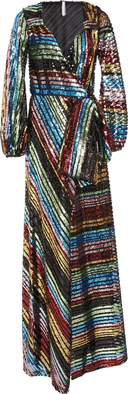 Alcoolique Frozen Margaritas Maxi Sequin Gown