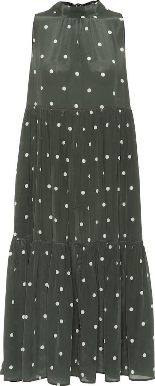 Asceno Silk dress