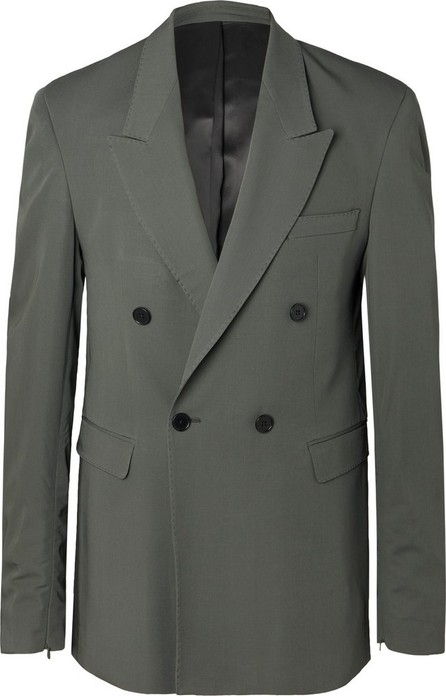 Cmmn Swdn Sage Ellis Double-Breasted Wool-Twill Suit Jacket