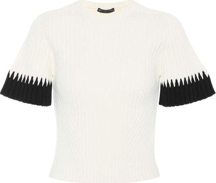 Alexander McQueen Ribbed sweater
