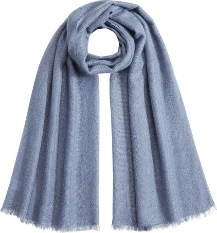 Brunello Cucinelli Scarf with Mohair, Alpaca, Cashmere and Silk