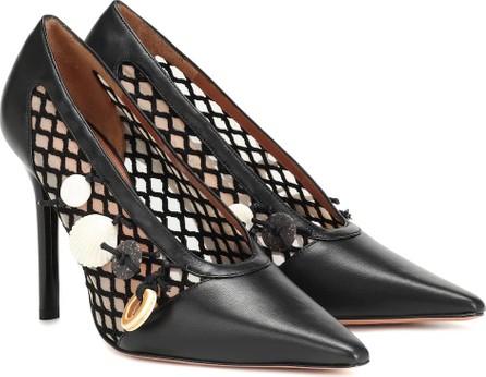 Altuzarra Peppino embellished leather pumps