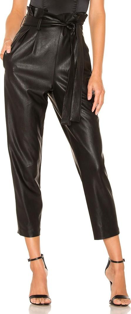 Amanda Uprichard Tessi Faux Leather Pant