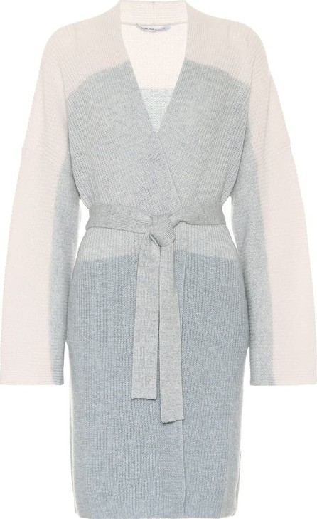 Agnona Cashmere and linen cardigan