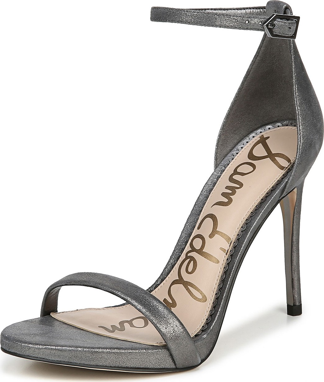 8d8c8483ed3 Sam Edelman Ariella Metallic Leather Sandals - Mkt
