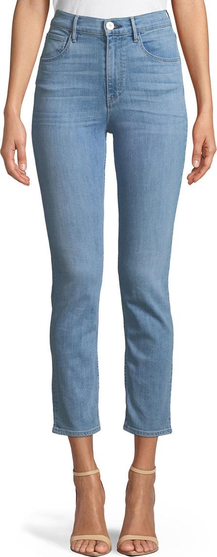 3X1 W4 Colette Cropped Skinny Jeans