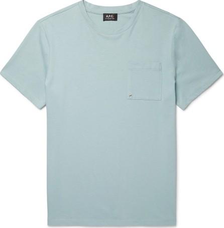 A.P.C. Cotton-Jersey T-Shirt