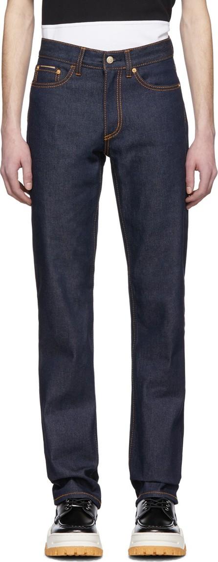 Eytys Indigo Raw Cypress Jeans