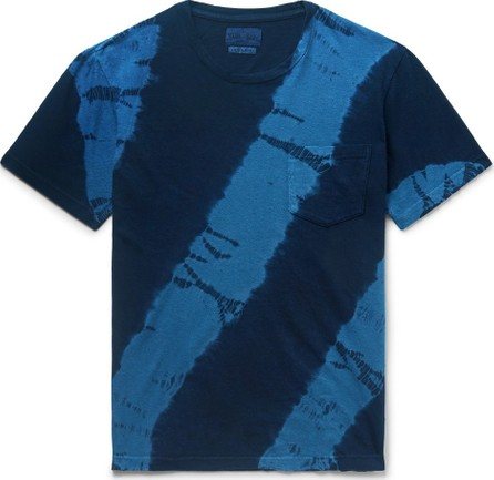 Blue Blue Japan Tie-Dyed Cotton-Jersey T-Shirt