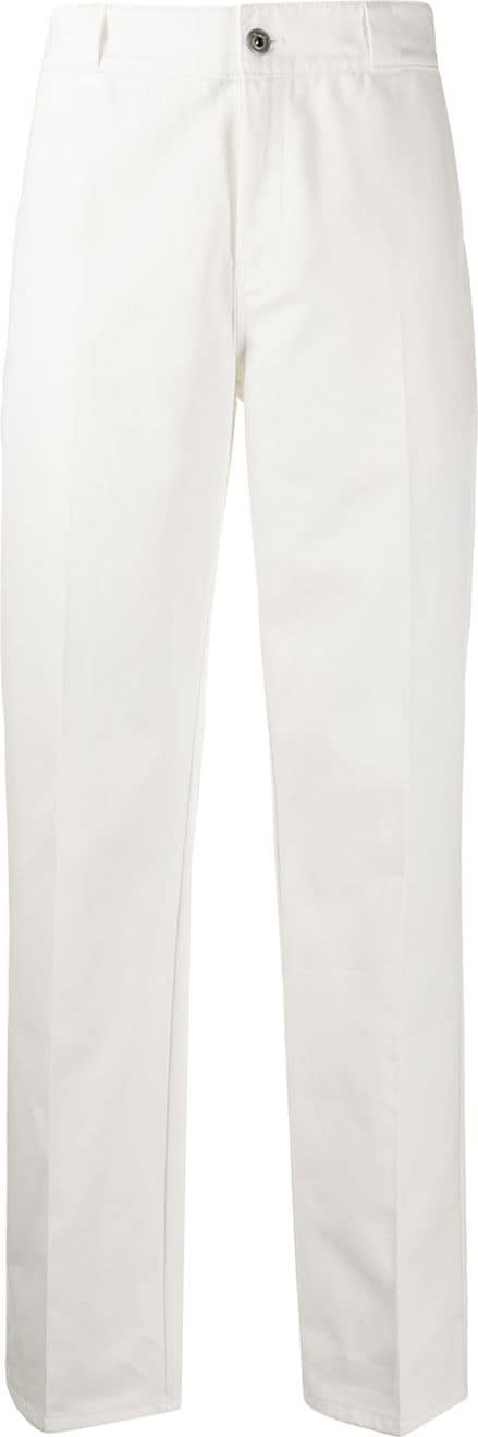 Salvatore Ferragamo Straight-leg tailored trousers