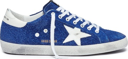 Golden Goose Deluxe Brand 'Superstar' suede sneakers