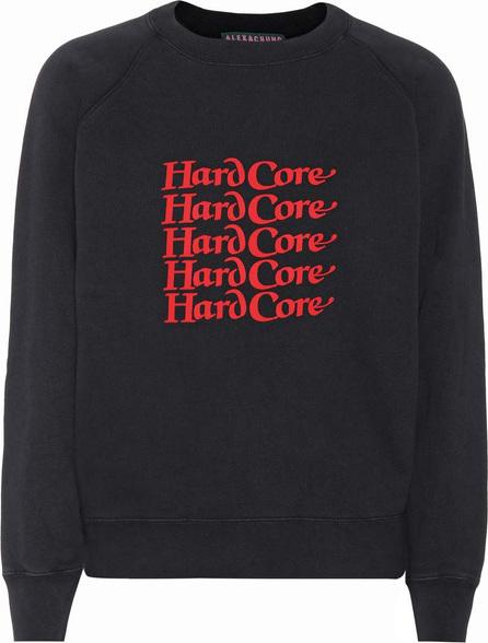 Alexachung Printed cotton sweatshirt