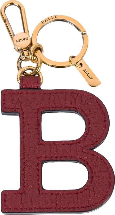Bally 'B' key chain