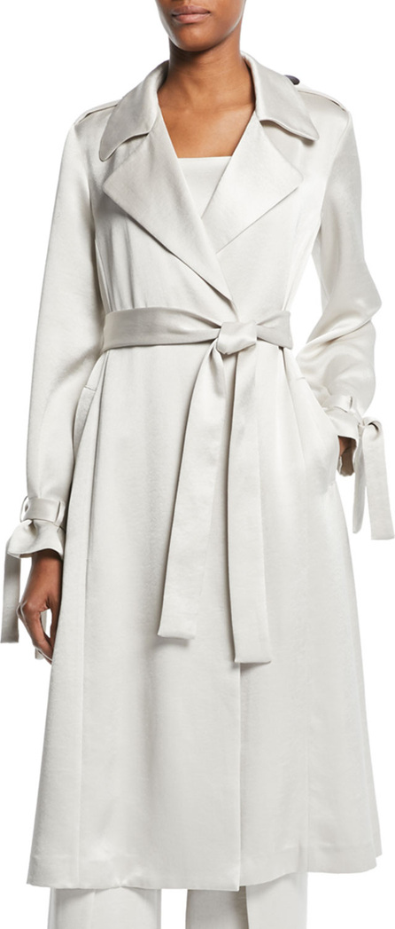 Alexis Jocasta Belted Trench Coat