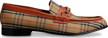 Burberry London England The 1983 Check Link Loafer