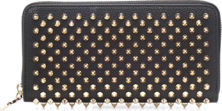 Christian Louboutin Panettone leather wallet