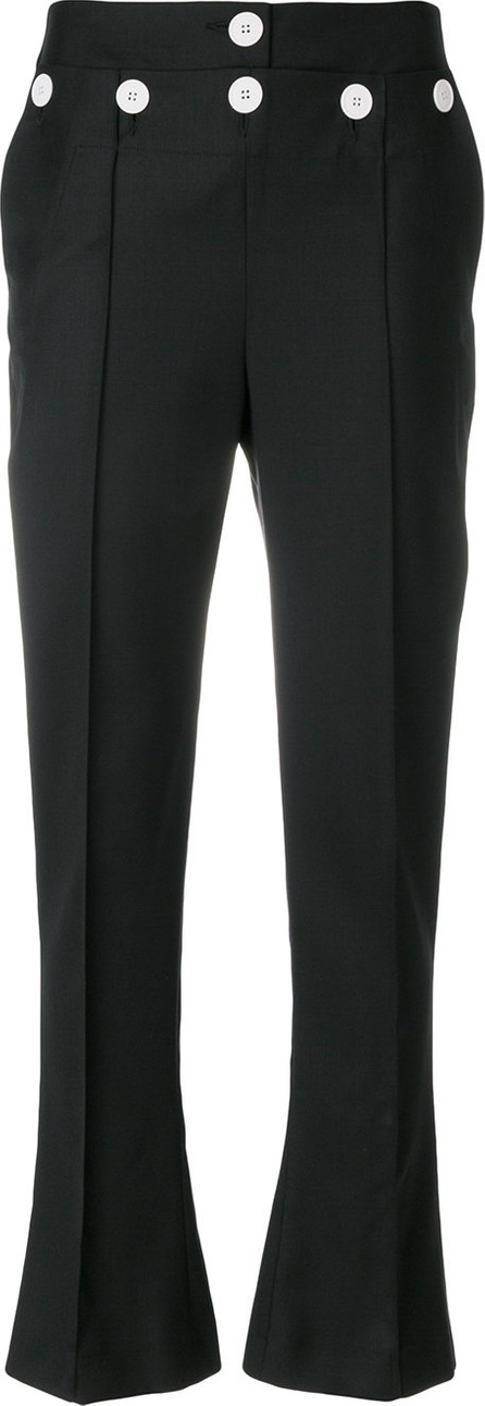 Eudon Choi Straight trousers