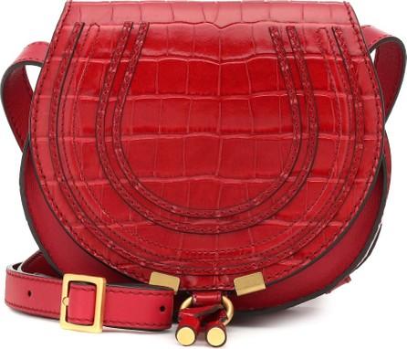 Chloe Mini Marcie leather shoulder bag