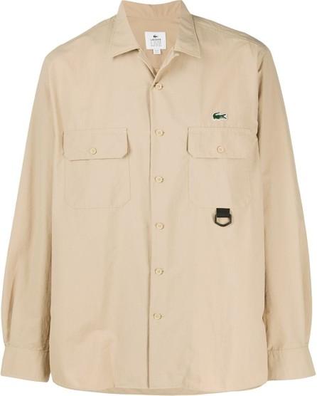 Lacoste Lightweight cargo shirt